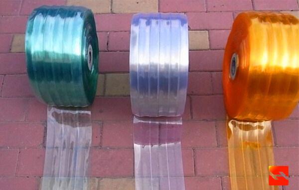La Chine Bande de rouleau en plastique PVC Rideau alimentation Rideau La Chine Bande de rouleau