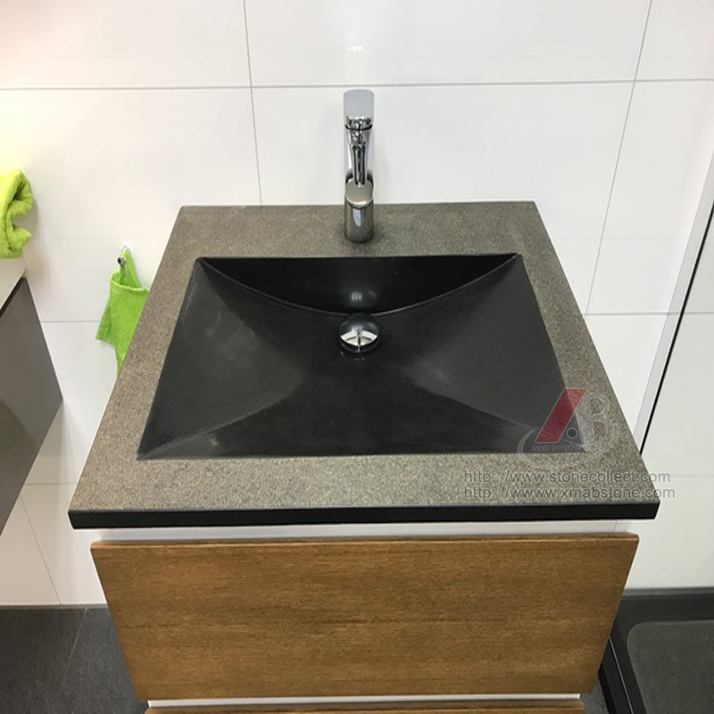 Lavabo de lavado hecho de granitos naturales y mrmoles  Lavabo de lavado hecho de granitos naturales y mrmoles proporcionado por Xiamen A
