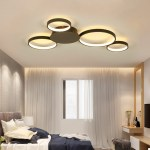 New Led Ceiling Lights For Living Room Dining Kitchen Bedroom Home Modern Rectangle Ceiling Lamp Lighting Fixtures Gx 805 China Ceiling Lamp Modern Lamp Made In China Com