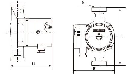 Electric Circulation Pump Electric Diaphragm Pump Wiring