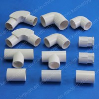 China Plastic Electrical PVC Pipes and Fittings - China ...