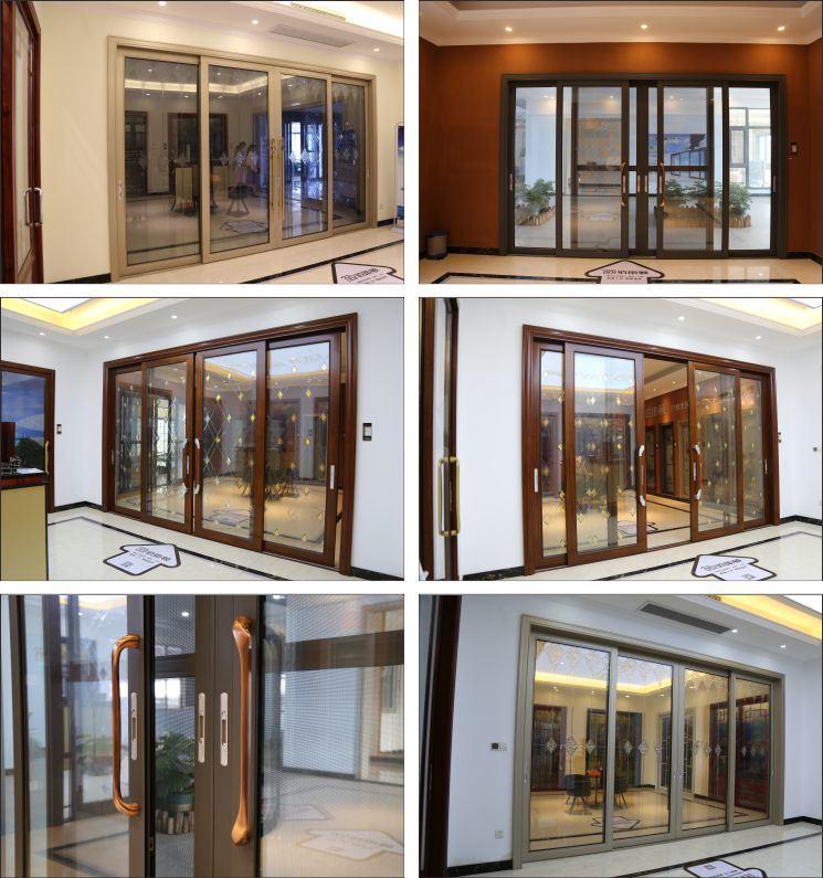 china 2 panel patio sliding doors