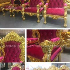 How To Make A Queen Throne Chair Find Covers For Sale Cheap Royal Black Wedding High Back King China 2 Frame One Seat Two Or As Customer Need 3 Color Pulverous Finish All Of Are Made By Antirust Folding Locate Powered Springs
