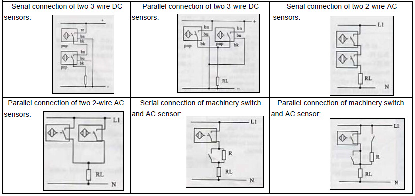 omron proximity switch wiring diagram schematic diagram schematic