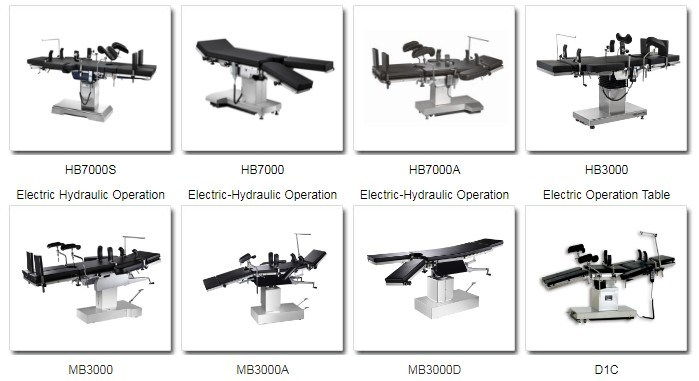 Tabela de operação hidráulica manual do Cabeça-Controle