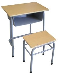 China School Furniture Student Desk and Chair - China ...