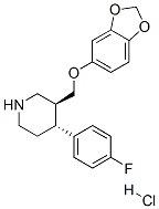 Hot Raw Powder Paroxetine Hydrochloride / Paroxetine for Antidepressant