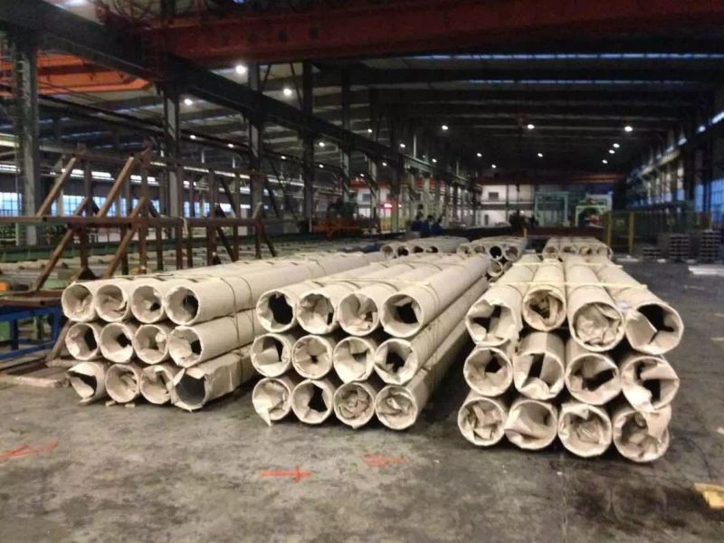 China Aluminum Alloy Pipe 2A12, 2024, 5052, 6351, 6063