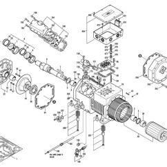Hermetic Compressor Wiring Diagram 6 Way Trailer Plug Dodge Copeland Semi Schema Manual E Books Single Phase