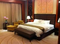 Chinese Style Wooden Bedroom Set Furniture - China Bedroom ...