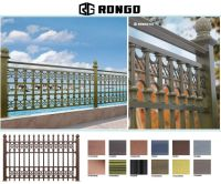 China Aluminum Safety Fence for Balcony and Interior Stair ...