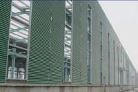 Wall Panel: Corrugated Steel Wall Panels