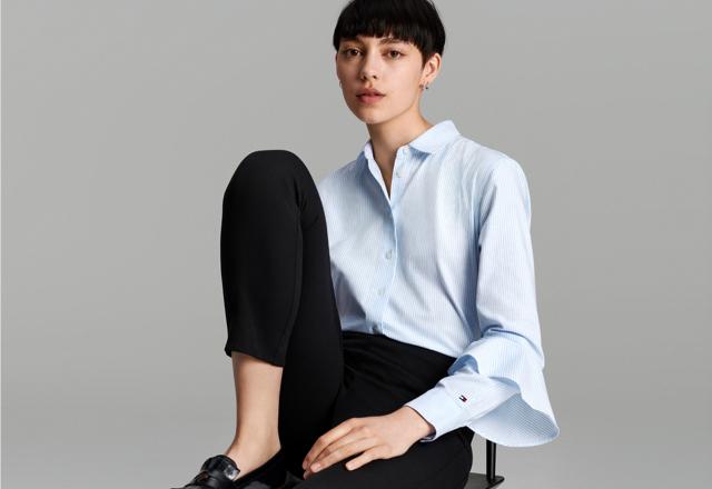 /stripe-print-frill-blouse-ww0ww23047417