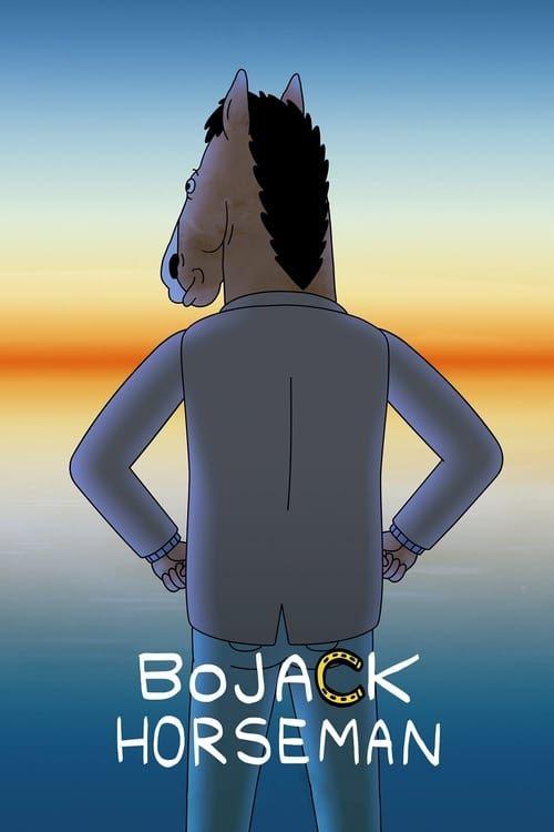 Key visual ofBoJack Horseman