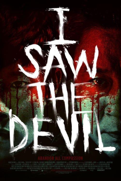 Key visual ofI Saw the Devil