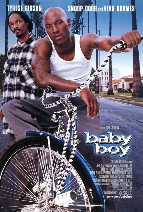 Key visual ofBaby Boy