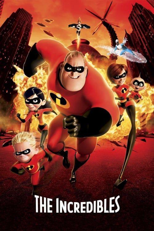 Key visual ofThe Incredibles