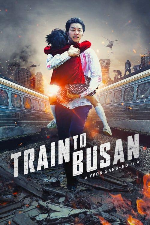 Key visual ofTrain to Busan