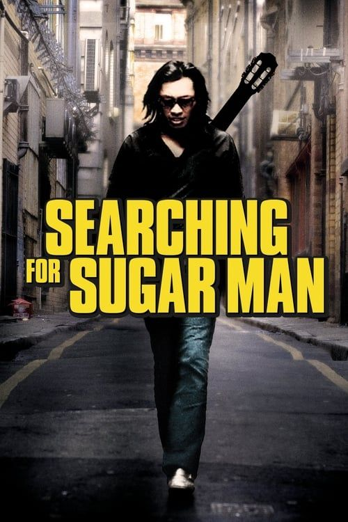 Key visual ofSearching for Sugar Man