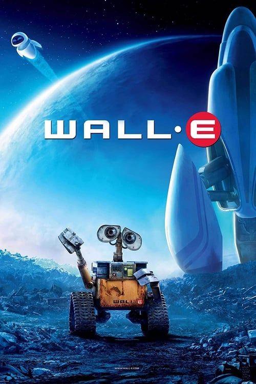 Key visual ofWALL·E