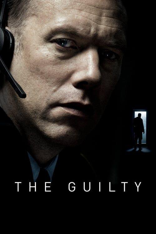 Key visual ofThe Guilty