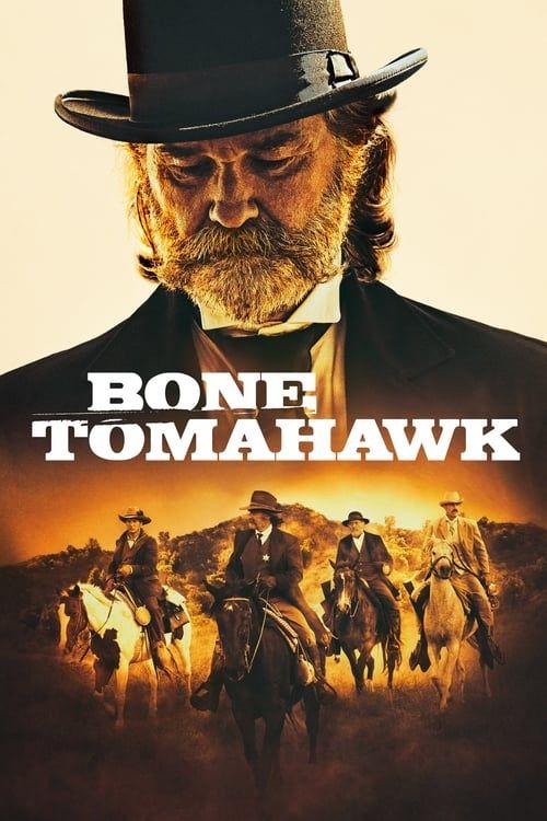 Key visual ofBone Tomahawk