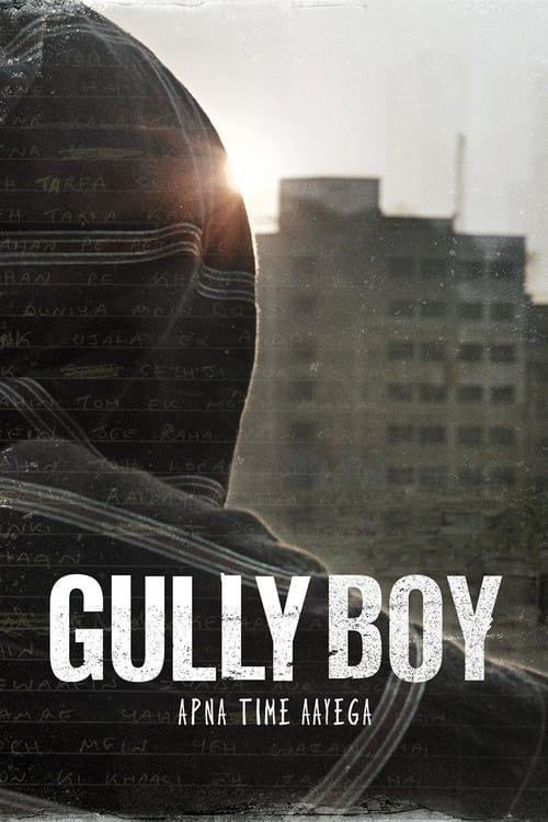 Key visual ofGully Boy