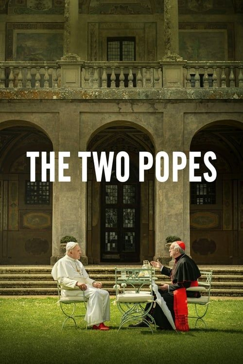 Key visual ofThe Two Popes