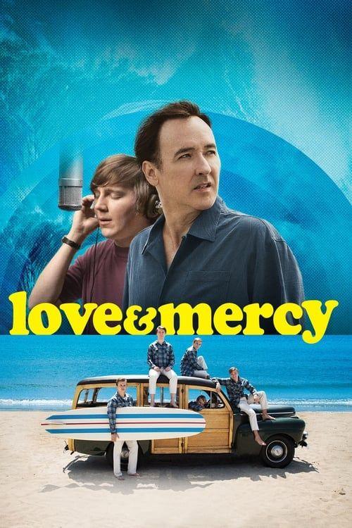 Key visual ofLove & Mercy