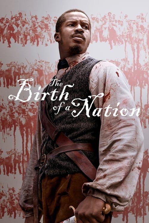 Key visual ofThe Birth of a Nation