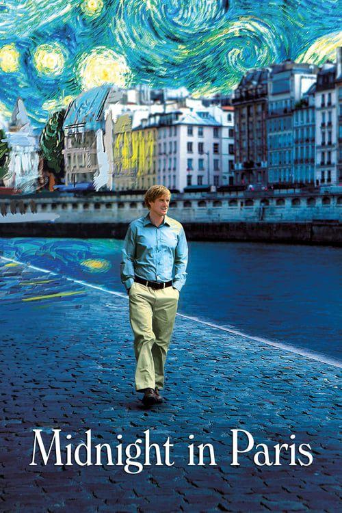 Key visual ofMidnight in Paris