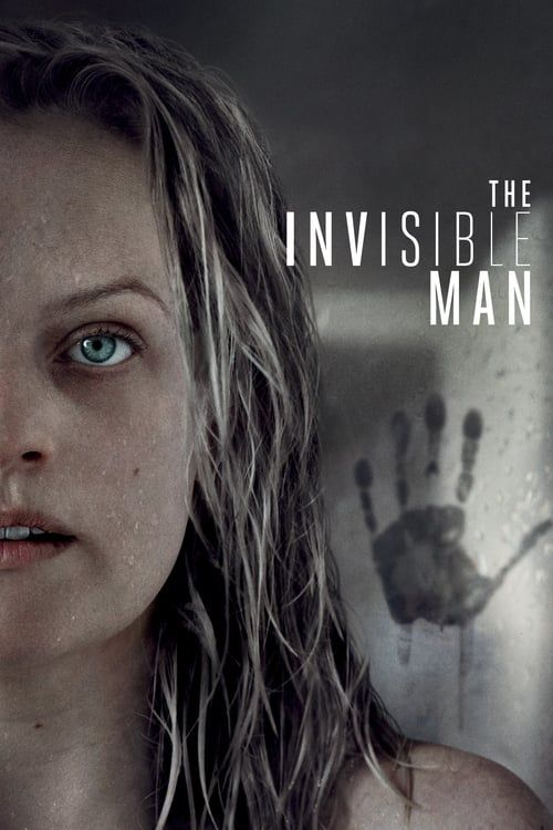 Key visual ofThe Invisible Man