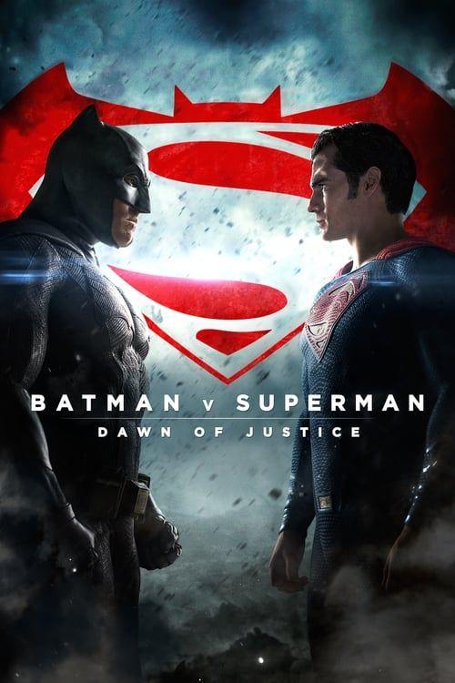 Key visual ofBatman v Superman: Dawn of Justice