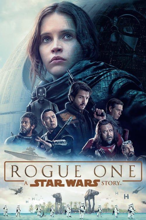 Key visual ofRogue One: A Star Wars Story