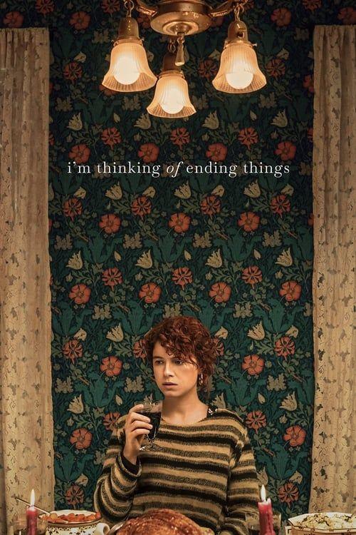 Key visual ofI'm Thinking of Ending Things