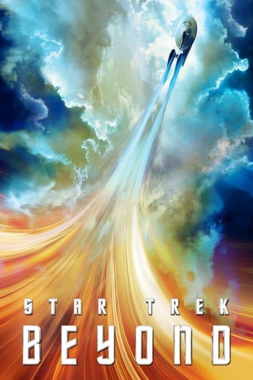 Key visual ofStar Trek Beyond