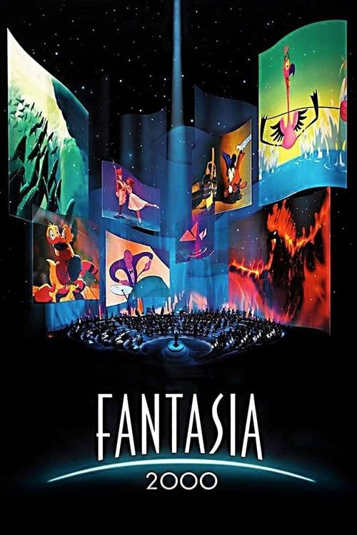 Key visual ofFantasia 2000