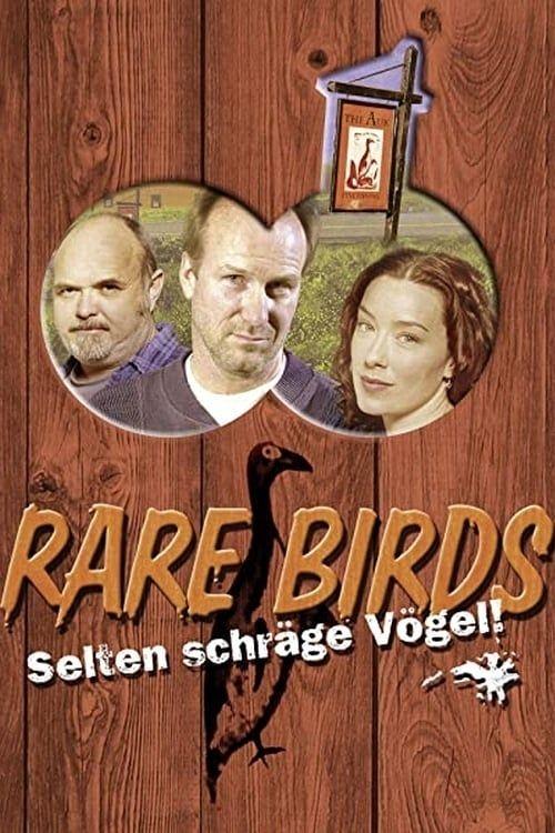 Key visual ofRare Birds