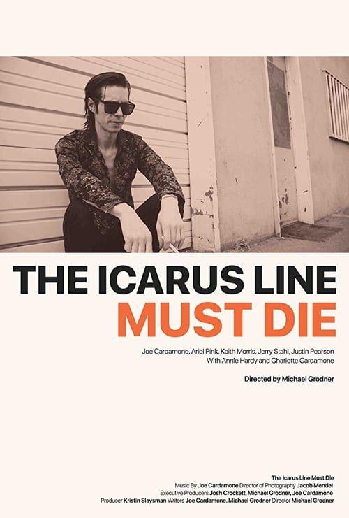 Key visual ofThe Icarus Line Must Die