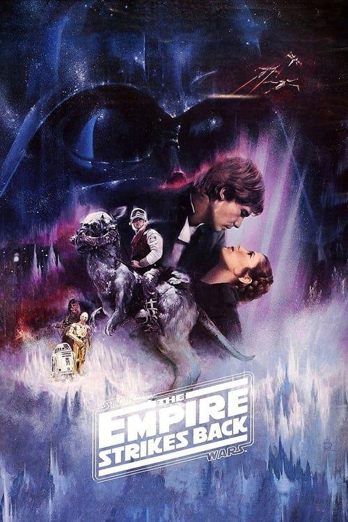 Key visual ofThe Empire Strikes Back