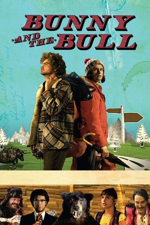 Key visual ofBunny and the Bull