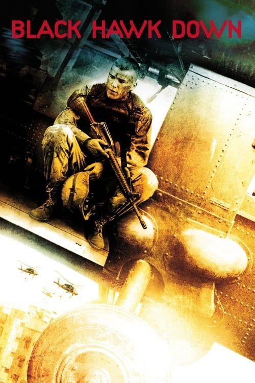 Key visual ofBlack Hawk Down