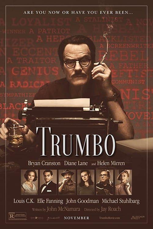 Key visual ofTrumbo