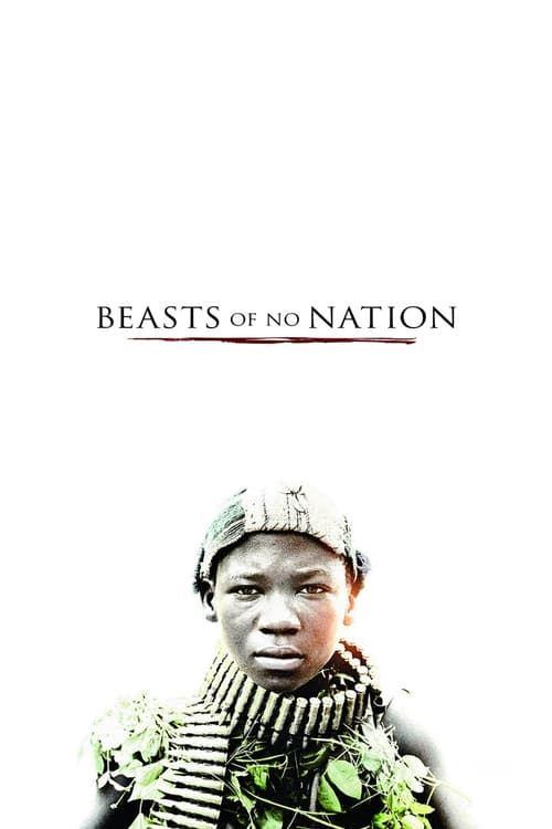 Key visual ofBeasts of No Nation