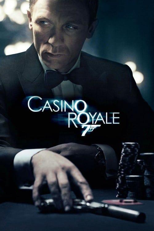 Key visual ofCasino Royale