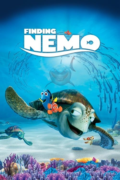 Key visual ofFinding Nemo