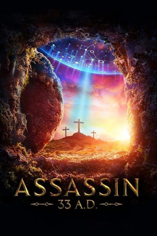 Key visual ofAssassin 33 A.D.