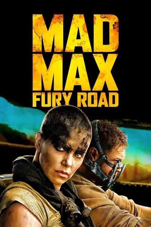 Key visual ofMad Max: Fury Road