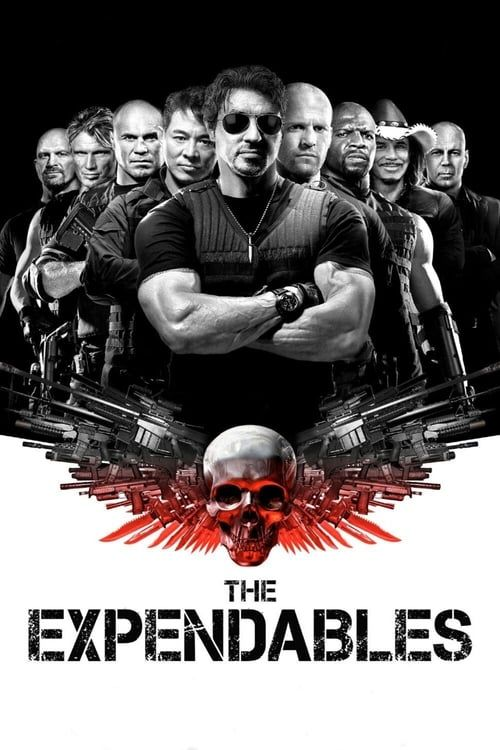 Key visual ofThe Expendables