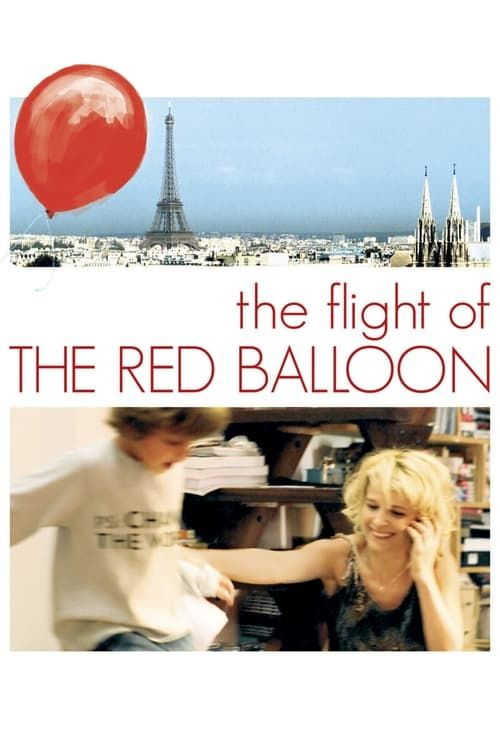 Key visual ofFlight of the Red Balloon